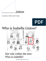 isabella presentation