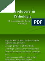 Introducere în Psihologie 3