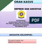PPT case depresi dan anxietas