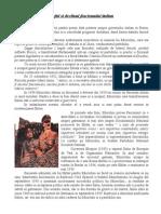 1922-1940 Triumful si declinul fascismului italian