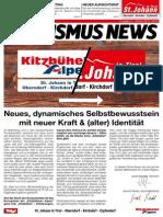 Tourismus News - 4. Ausgabe - Winter 2015/16