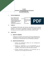 Tecnicas y Procedimientos de Investigacion Policial i (1)