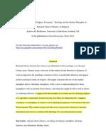 Rational Choice _(Critique Author Final Version)