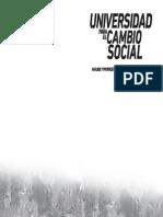 Universidad Para El Cambio Social