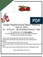 April 10 Metting Flyer