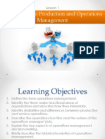 01 Introduction to Operations Management