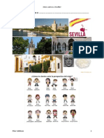 Cuaderno de viaje Sevilla 2016