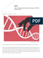 CRISPR, The Disruptor _ Nature News & Comment