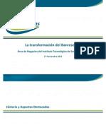 Presentacion Enrique Ramírez INTEC 2015 Rev
