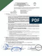 convocatoria Prueba de Suficiencia Académica Ingenieria UMSA 2016