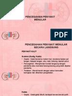 Pencegahan Penyakit Menular Dokcil