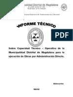 Informe Técnico Capacidad Operativa Mdmagdalena