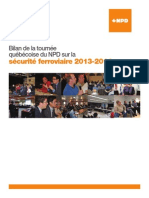 #Bilan de la Tournée Québécoise du NPD