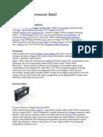 Teknologi Prosesor Intel