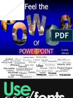 powerpoint on powerpoint