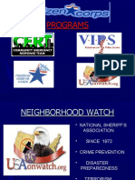 Neighborhood Watch Power Point