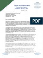 Johnson FTC letter on data breach
