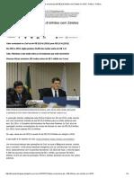 País economiza até R$ 25,9 bilhões com Zelotes em 2015 - Política - Política