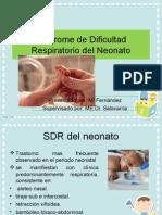 Presentacion SDR Del RN