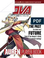 OVA Auren Player Book