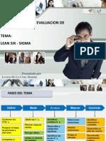Diseño Y Evaluacion