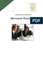 Manual Word 2010 - CINFO