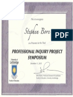 pip certificate