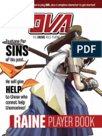 OVA Raine Player Book