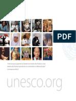 UNESCO. O Que é - O Que Faz