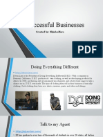 10 successful businesses
