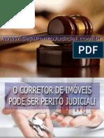Corretor Imoveis e Corretor de Seguros Perito Judicial