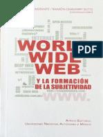 Alberto Constante World Wide Web y la formación de la subjetividad