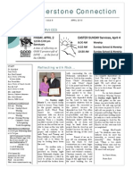 Newsletter Apr 2010