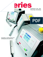 Limitronic Impresora Industrial de Chorro de Tinta Citronix Ci 1000-3-353774
