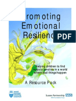 Emotional Resilience Workbook