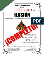 Trabajo de Madurez-Pedro Parra Moyano-Orígenes de la ilusión