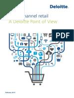 Delloite Article on Omni-channel-2015