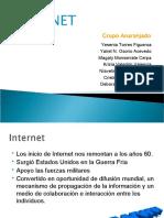 Presentación de lecturas aplicadas al Internet