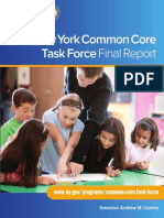 new york common core task force final report