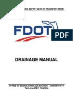 FDOT Drainage Manual