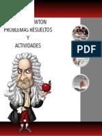 Leyes de Newton Problemas