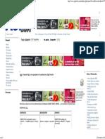 Manual SQL Con Ejemplos de Sentencias SQL Oracle Proyecto AjpdSoft