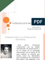 Integración Sensorial Clase 1