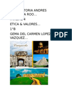 Preparatoria Andres Quintana Roo