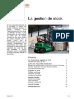 Techniques Et Gestion Des Stocks