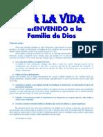 Sí a La Vida, Consolidación Festival de La Familia