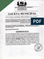 Decreto Planta de Valores 2015
