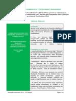 Testi Di Riferimento Per Certificazione IPMA