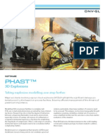 PHAST™ 3d explosion