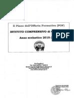 POF 2015 Istituto Caldogno